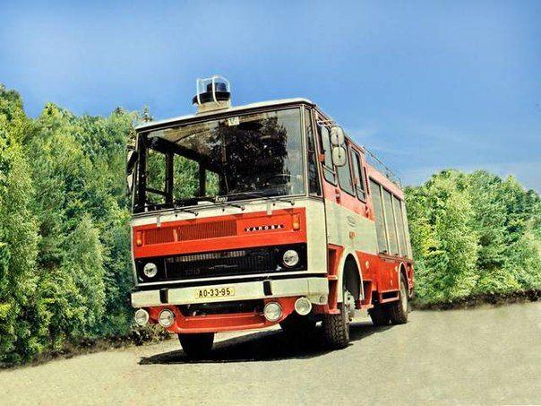 LIAZ Karosa 936XE CAS K24 Feuerwehr