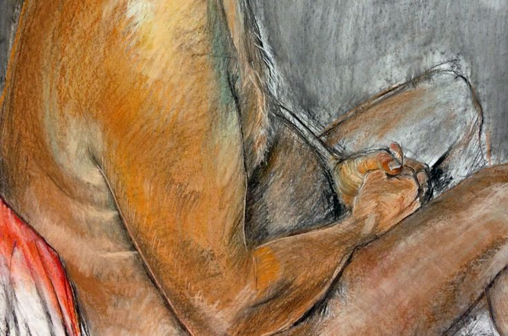 Figure drawing - Julie Čermáková