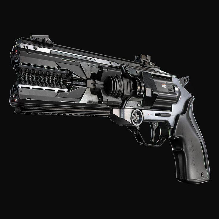 Картинки оружие будущего пистолеты