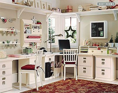 Craft Room Dream ... love this room!