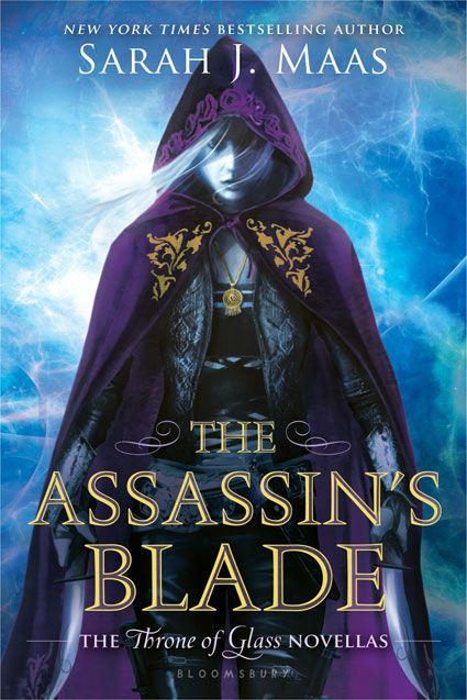 The Assassin's Blade - Sarah J. Maas - COVER REVEAL - images - sugarscape.com