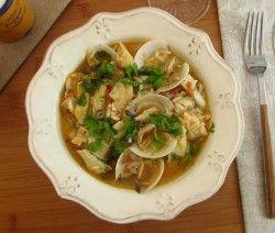 Arroz de bacalhau com amêijoas | Food From Portugal