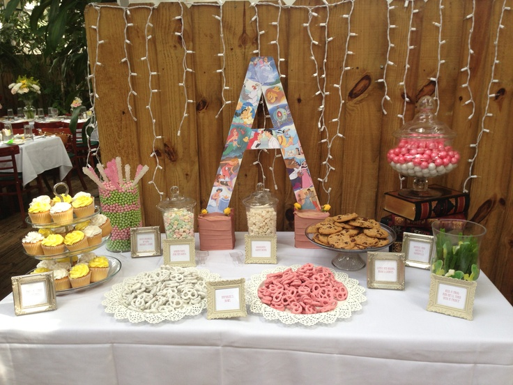 17 Best Images About Baby Shower Candy Buffets On