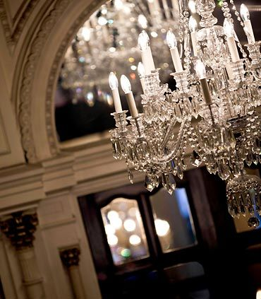 Lobby, The Shelbourne Hotel Dublin