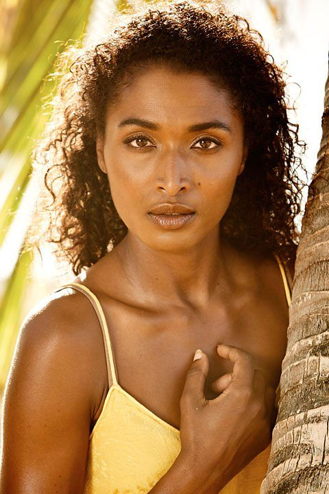 BBC One - Death in Paradise - Camille Bordey (Sara Martins) Beautiful!