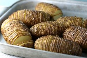 How to Hasselback Your Potatoes: A Simple, Stunning Side Dish for Your Holiday Ham
