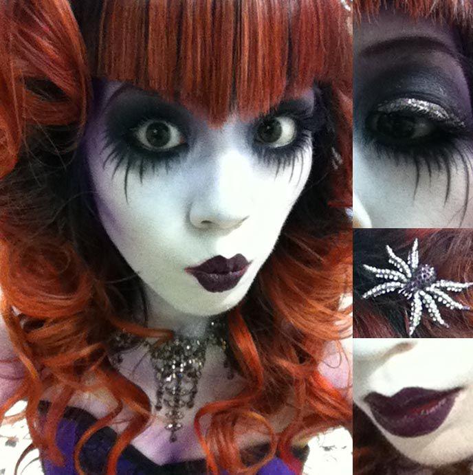 guide on makeup contour - Halloween Makeup Professional