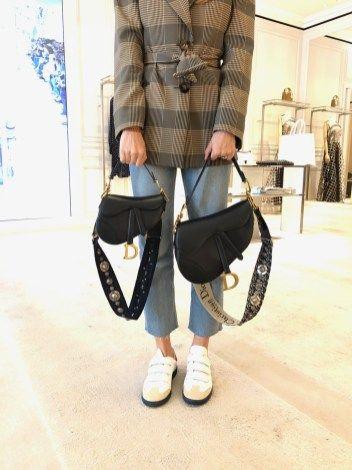 Dior Saddle Bag Size Comparison  74c5e28437910