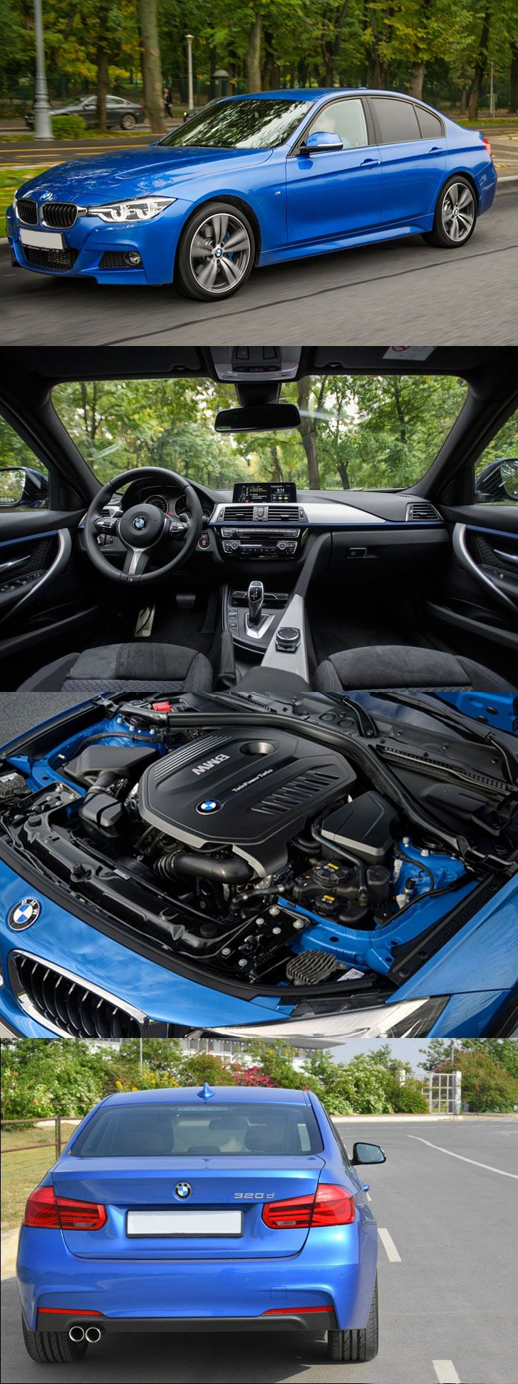 New features of bmw 320d bmw bmw_3_series bmw320d