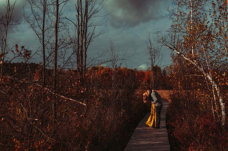 Mer Bleu Engagement Session, autumn engagement photos, ottawa engagement session, ottawa wedding photographer