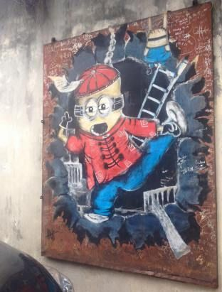 George Town, the city of street art