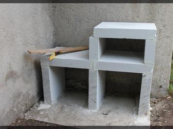 17 meilleures id es propos de b ton cellulaire sur pinterest bloc beton c - Table beton cellulaire ...