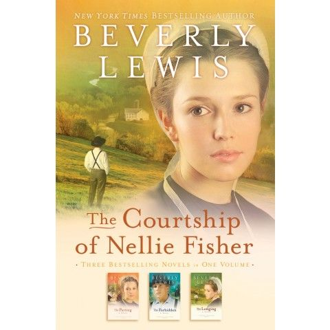 The Courtship Of Nellie Fisher (3In1). Nellie Mae Fisher and her beloved Caleb Yoder find themselves on opposite sides of what threatens to be an impossible divide in their Amish community.
