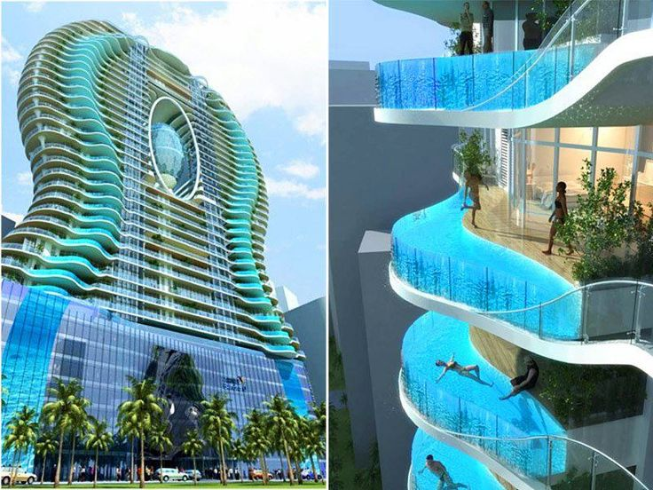 Bandra Ohm Residential Tower.. Nice your own pool ...
