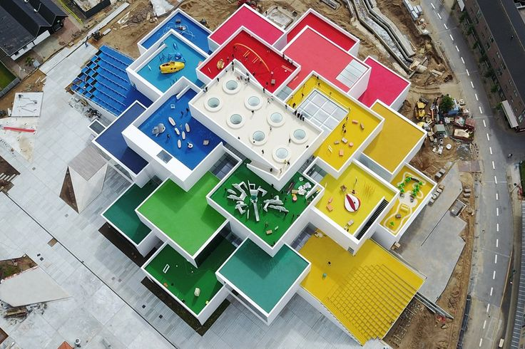THE LEGO HOUSE by BIG - Bjarke Ingels Group