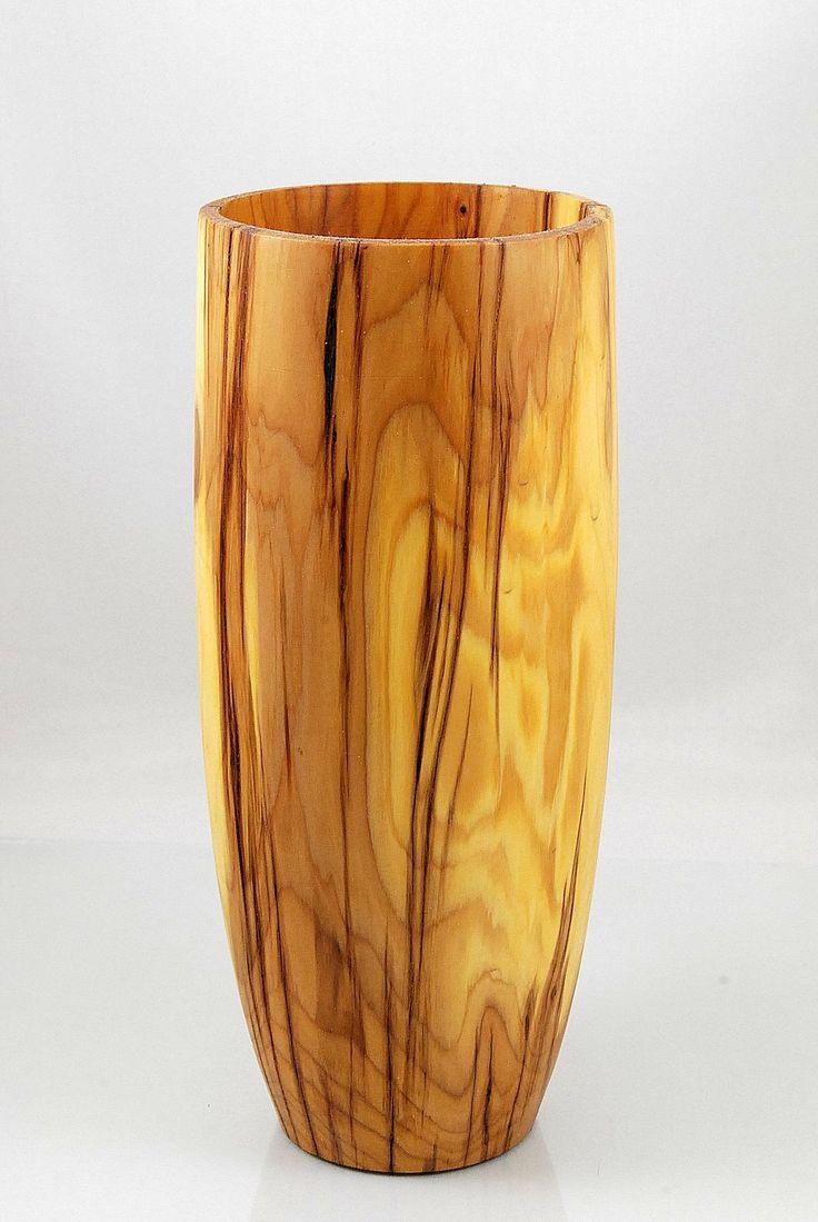 Cis to piękne lecz tak rzadkie, że aż ekskluzywne drewno. Danish Oil. Eibe / Yew