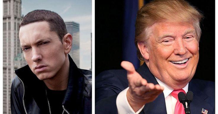 Eminem ha scritto un nuovo singolo contro Donald Trump, divulgato da lui stesso su Twitter. Scopri tutti i dettagli circa questa aspra invettiva del rapper!