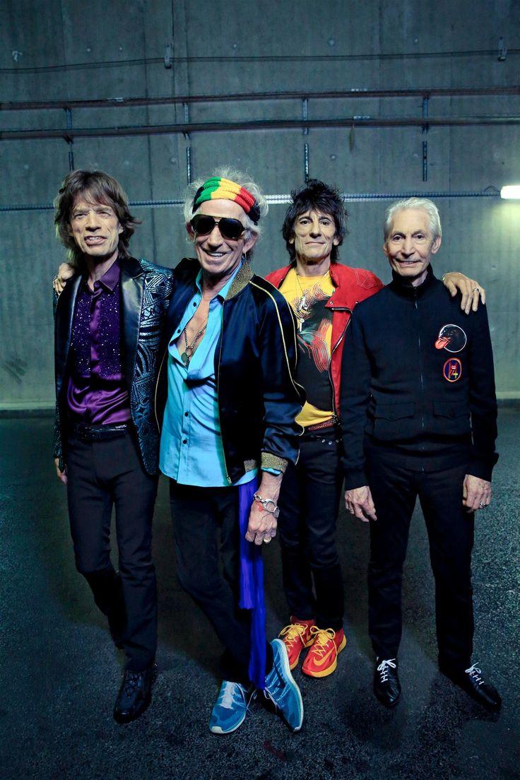 Rolling Stones 2015 Tour #StonesZip