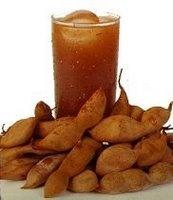jugo de tamarindo, perfecto para la época de calor / tamarind juice