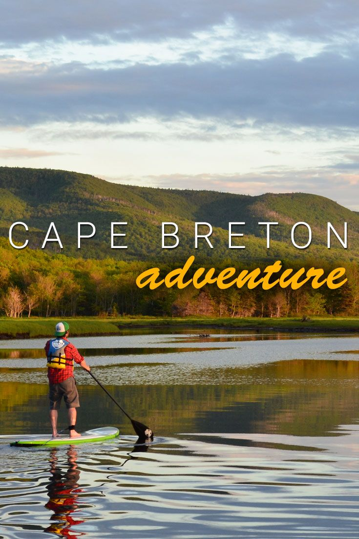 Zipline through the Cape Breton wilderness or Paddle Board across the beautiful Margaree river on Cape Breton Island.