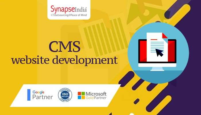 Enrich User Experience With Top Cms Website Development Solutions Website Development Cms Website Content Management System