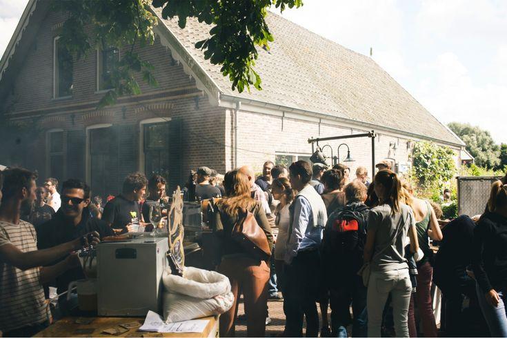 Oedipus Brouwerij & pub, Gedempt Hamerkanaal 85 Amsterdam