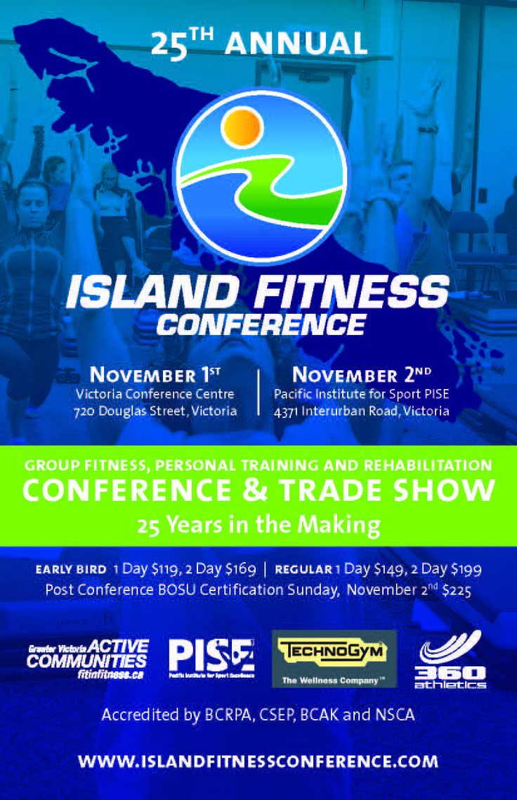 193 best cfes group fitness aquafit and weight training course calendar island fitness conference victoria bc november 1 and 2 2014 xflitez Images