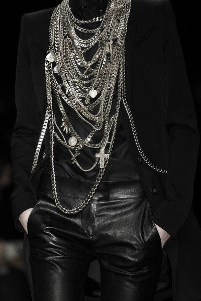 Givenchy, F/W 2008/09 Rock                                                                                                                                                      More