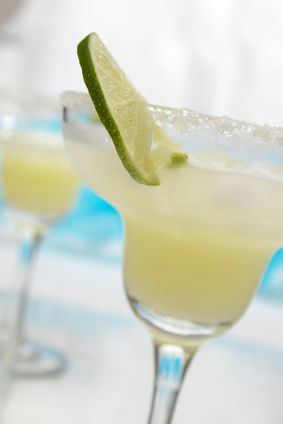 Down and Dirty Frozen Margaritas
