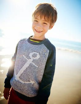 Boys Knitwear, Childrens Jumpers, Sweaters & Cardigans | Mini Boden UK | Boden