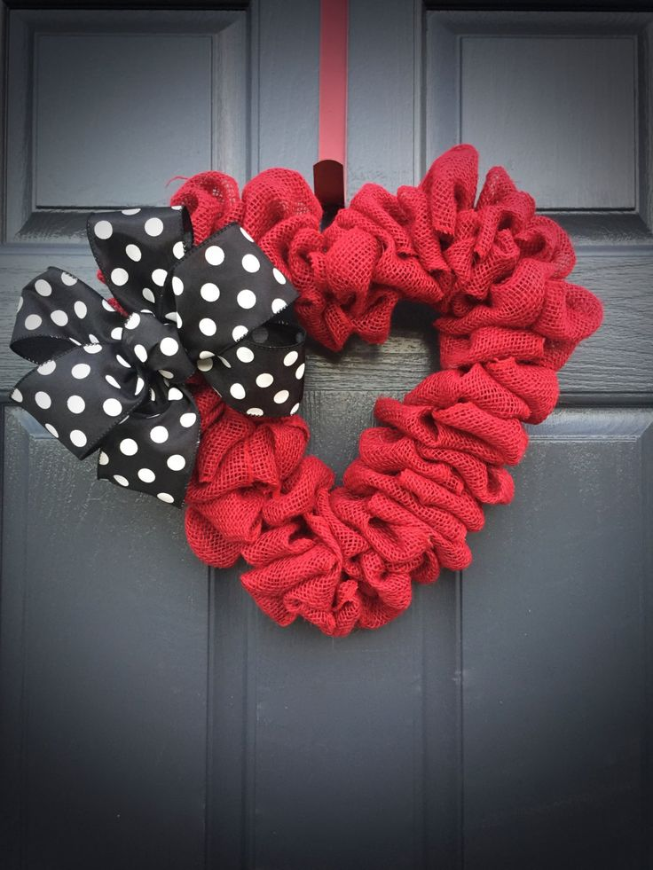 21 best valentine mall decorations images on pinterest mall red heart wreath polka dots heart door wreath valentines gifts gift for her heart gifts love gift heart decor red heart door wreath negle Gallery