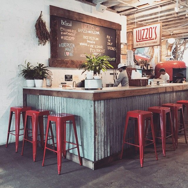 Luzzo's at Gansevoort Market   New York