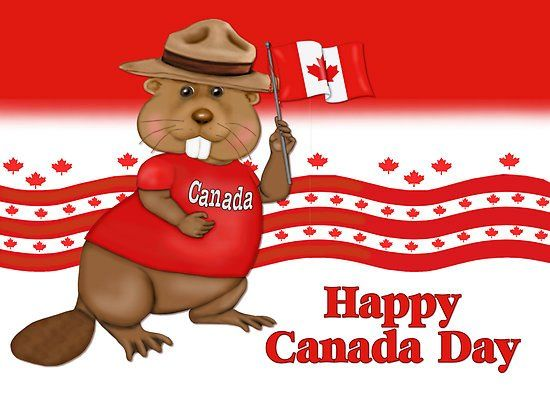 Oakville welcomes the Beaver for Canada Day