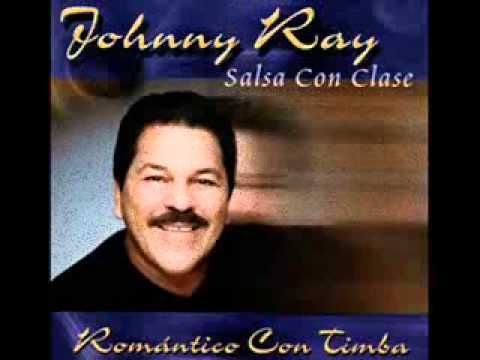 Jhonny Ray Puerto Rican singer - Youre my everything (version salsa) 1991
