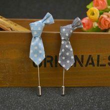 15 estilos Pins Polka Dot broches de hombre corbatas largo de la solapa Pin y mariposa broches de los pernos del todo fósforo tela hechos a mano broche para traje(China (Mainland))