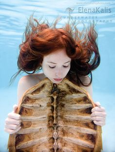 Image result for hair underwater reference