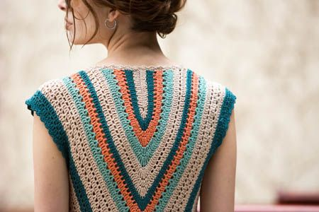 crochet dress free pattern 3