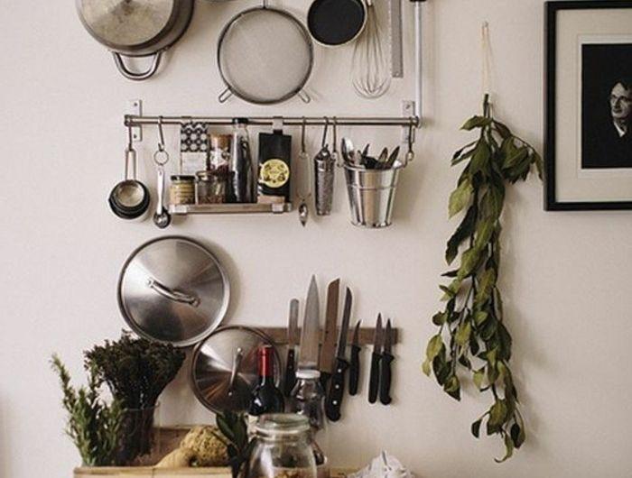 Très Les 25 meilleures idées de la catégorie Rangement cuisine ikea sur  LV13