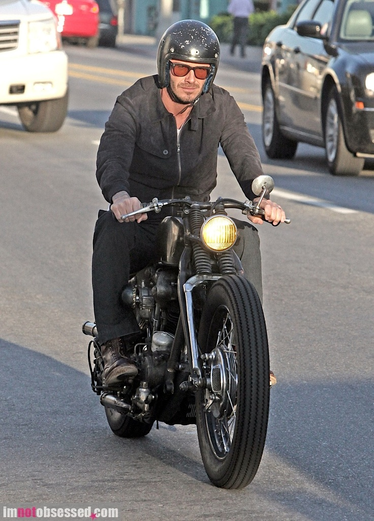 Celebrity Motorcycles: Stars Who are Actually Bikers