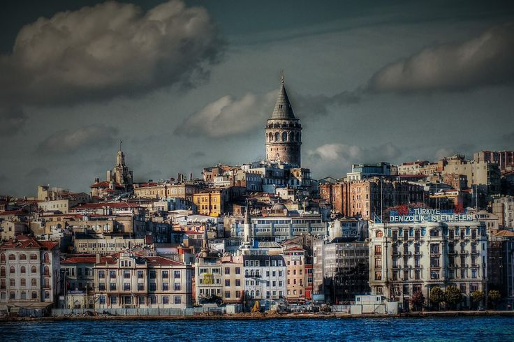 Galata, Istanbul by Arda Erlik Photography on 500px
