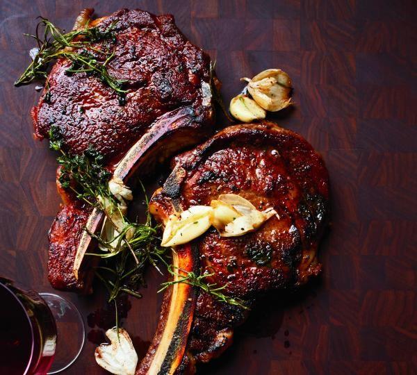 Butter-Basted Rib Eye Steaks http://www.kitchendaily.com/recipe/butter-basted-rib-eye-steaks?icid=stnwsltr|kitchendaily|daily