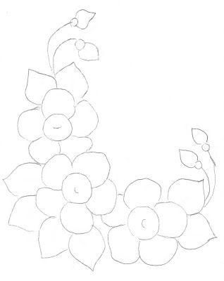 Artesanato com Criatividade: Moldes de patch apliquê