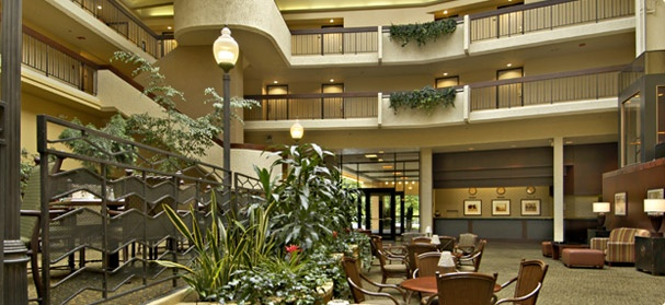 Red Lion Hotel At The Park, Spokane, Washington