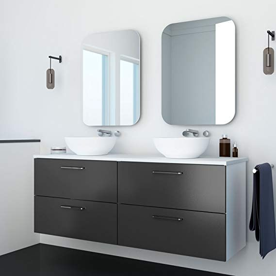 48 Inch Bath Vanity, New Vanity Set Www Randalco Com Randalco 64 Inch Happy Modern Bathroom Double Double Vanity Bathroom Vanity Set With Mirror Minimalist Bathroom Furniture