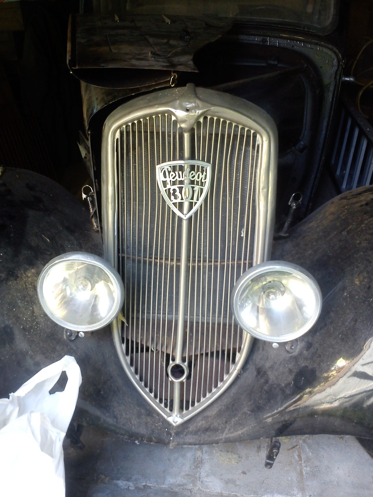 Our Peugeot 301
