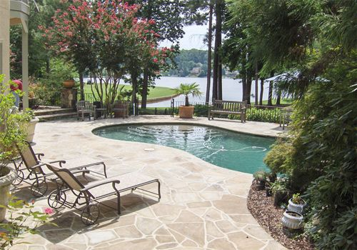 Pool Deck Pool Deck Outdoor Southern Living Pinterest Decks Pools And Love This