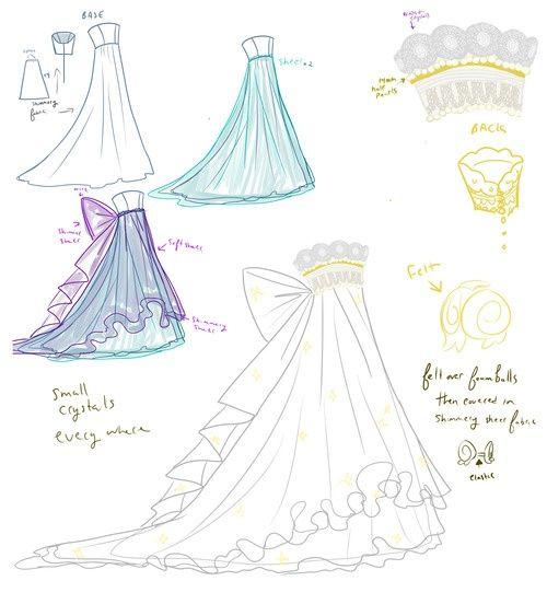 sailor moon princess dress - Google Search