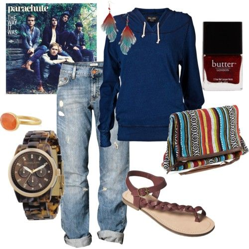 The perfect casual/stylish/comfy outfit.