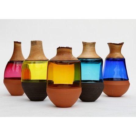 Vases Stacking Vessel de Pia Wüstenberg