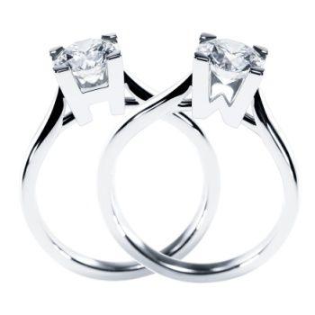 HWリング - Harry Winston(ハリー・ウィンストン)の婚約指輪